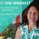 The 3 Minute Hormone Breakthrough Test